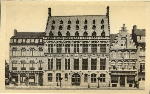 Beelden van de architectuur in de Westhoek voor de Eerste Wereldoorlog en tijdens en na de wederopbouw zijn te vinden op de beeldbank Westhoek Verbeeldt.