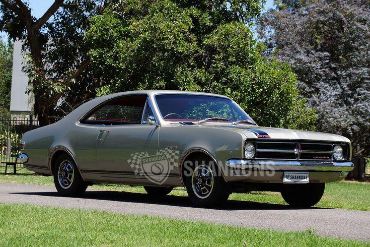 Holden HK Monaro GTS 186S Coupe