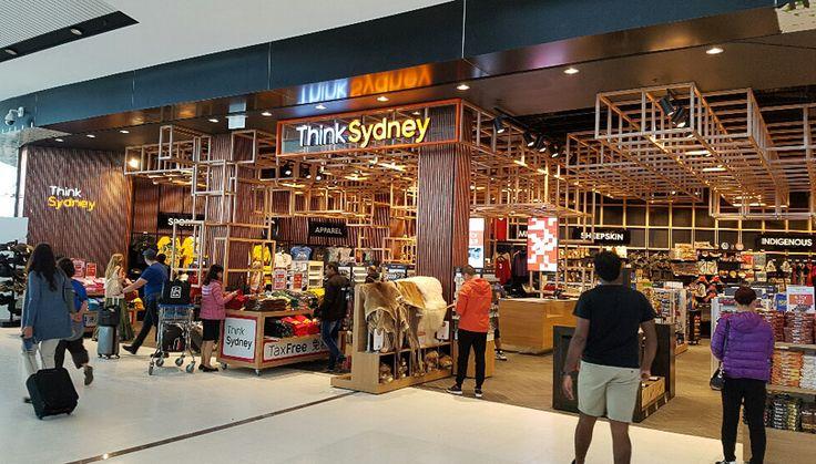 Think – Sydney. Shopfitting Signage & Graphics by Trivision Brisbane Queensland Australia. #Shopfitting #fitout #cabinetmaking #architecture #design #drafting #signage #signs #fabricatedlettering #retail #retaildesign #construction #signwriting #trivision #trivisionshopfitting #timber #brisbane #autocad #sketchup #corel #coreldraw #topsolid #pytha #adobeillustrator #adobephotoshop #shopforshops