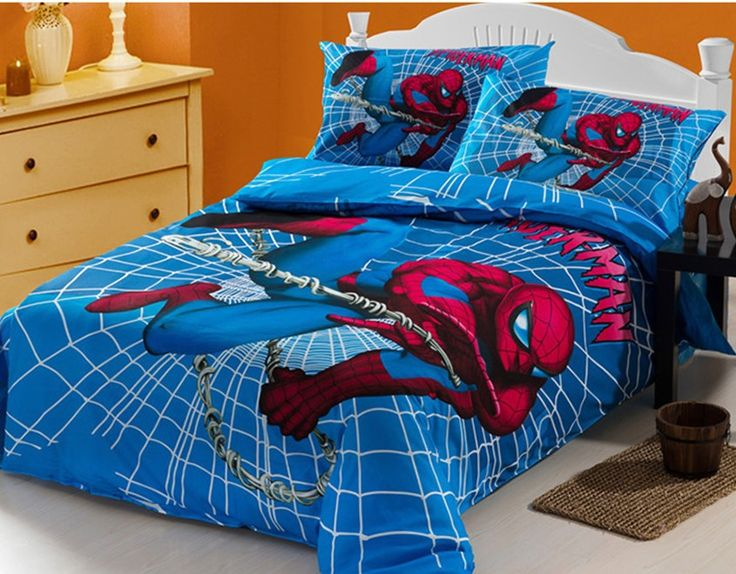 8 Best How To Decorate Bedroom With Spiderman Bedroom Decor Images Extraordinary Spiderman Bedroom Furniture Design Decoration