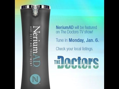 NeriumAD featured on The Doctors TV Show