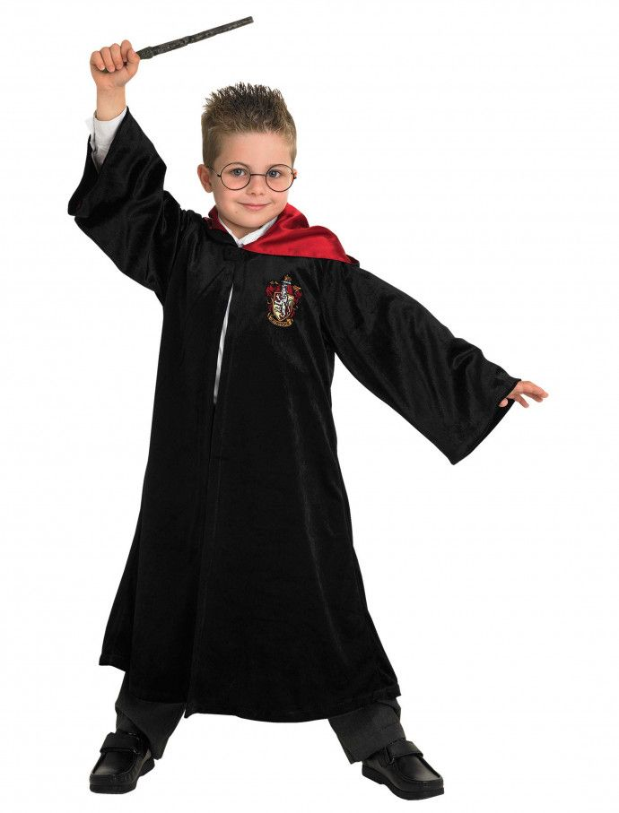 Harry Potter Robe Kinder Fur Karneval Fasching Deiters Madchen