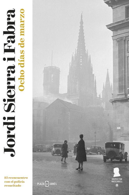 OCHO DÍAS DE MARZO En esta octava entrega de la serie del ex policía Miquel Mascarell,  Jordi Sierra i Fabra nos  adentra en una trama tan intensa como adictiva que deleitará a todo lector de novela negra.