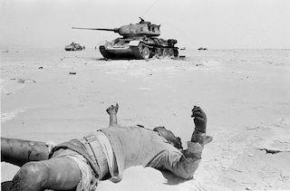 En apenas 144 horas, una minúscula fuerza israelí despedazó a las tropas de 4 naciones que buscaban su extirpación definitiva. El Estado judío amplió su poderío y se prolongó un conflicto con visa de eternidad