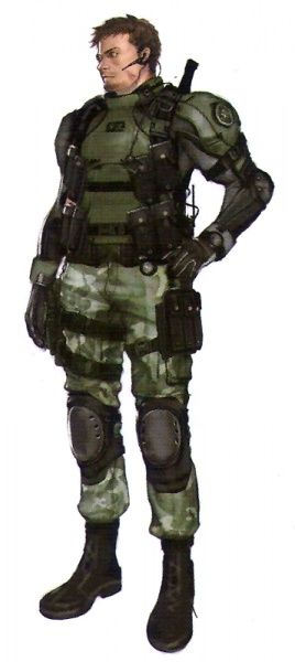 - Resident Evil 5 Concept Art. I like this, I wish they'd had this in game.