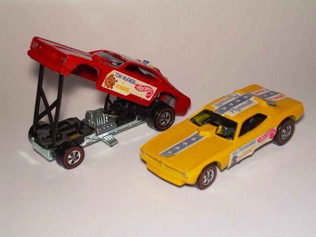 """Snake"" And ""Mongoose"" Hot Wheels Bring NHRA Drag Racing Home | RodAuthority"