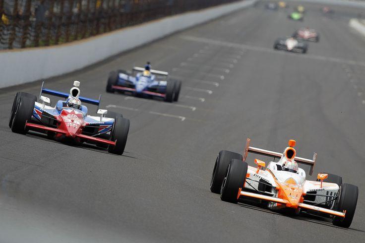 Dan Wheldon Photos: Indianapolis 500 Mile Race