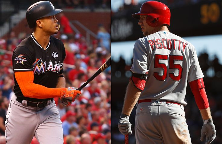 The St. Louis Cardinals have been mentioned in trade talks for Giancarlo Stanton numerous times this month. The Marlins have made it clear that they'd like to deal the slugger. How can the two teams match up on a fair swap for the superstar?