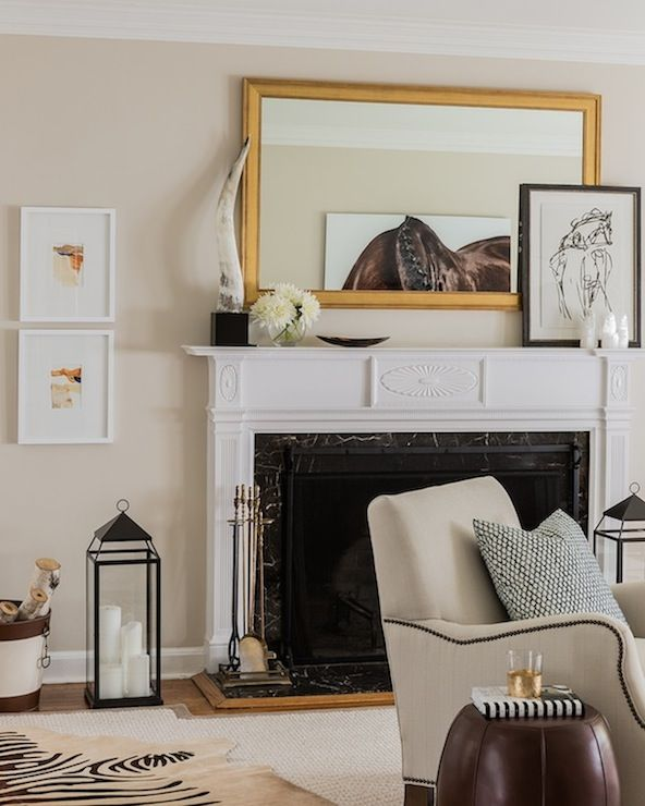 25+ best Marble fireplace surround ideas on Pinterest | White ...