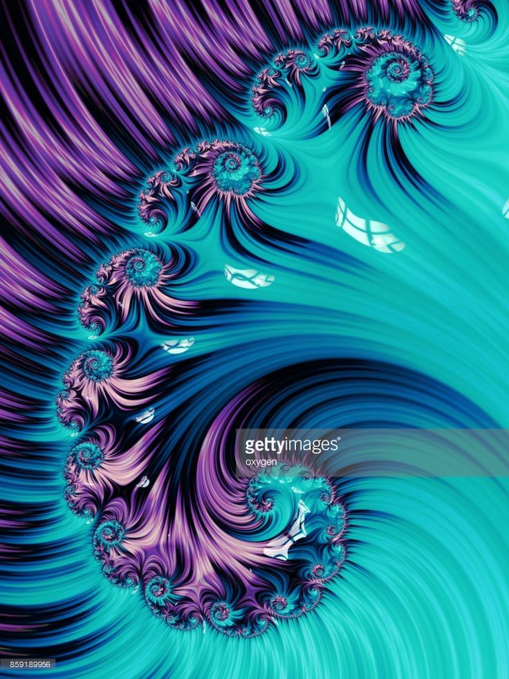 Stock Photo : Violet and Aqua Spiral Abstract Fractal pattern.   White spiral abstract background. Decorative concept by Oksana Ariskina on @gettyimages. #OksanaAriskina #Artworks #Abstract #Fractal #gettyimages #gettyimagescreative  #getty #gettycreative #gettyimagesnew #Violet #Aqua #background #blogger #wallpaper