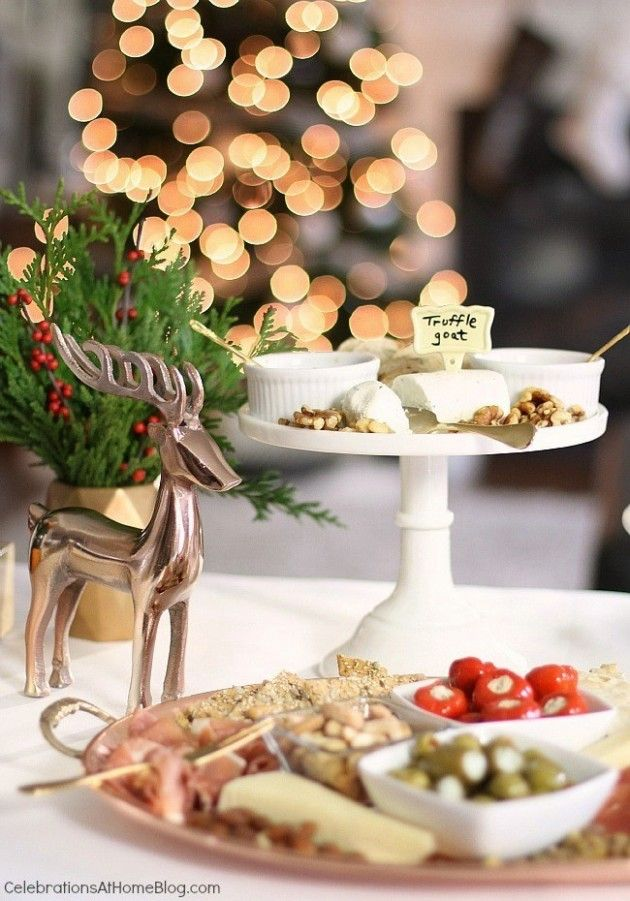 Best 25 christmas cocktail party ideas on pinterest for Best cocktail party menu