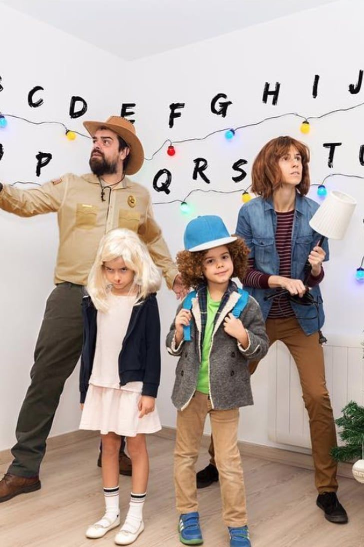 Don T Just Dress Up The Kids These 32 Family Of 4 Costume Ideas Are Begging To Be Stolen Family Halloween Costumes Family Costumes Family Halloween