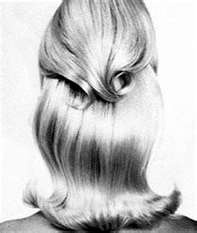 Early 1970's hairstyle...love it!