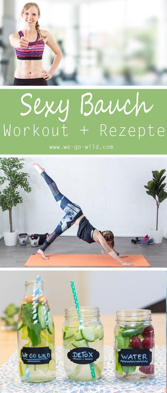 Bauch weg Training: Zum flachen Bauch ohne Fitnessstudio und Diät ...