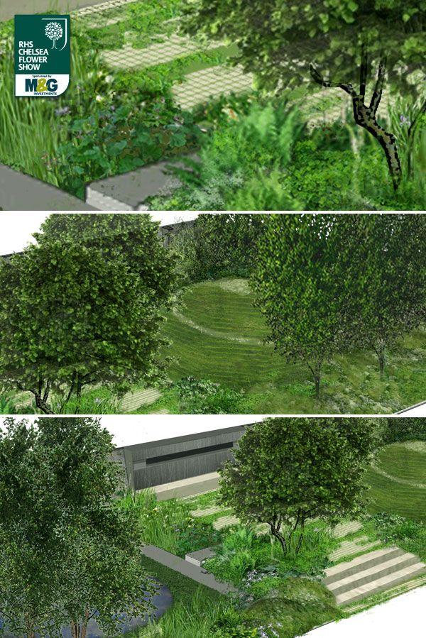211 Best Images About Tuinontwerp 3d / Garden Design On