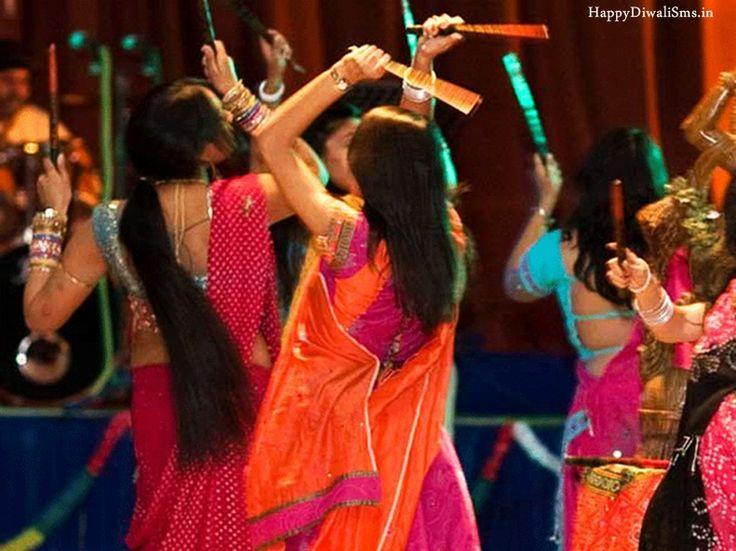 View & Share Happy Navratri Dandiya Images, HD Images of Garba Playing Cute Girl & Boys