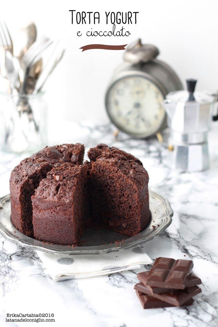 Con questo freddo non c'è niente di meglio di una golosissima torta al cioccolato. Di quelle semplici, senza troppi fronzoli, facili da ...