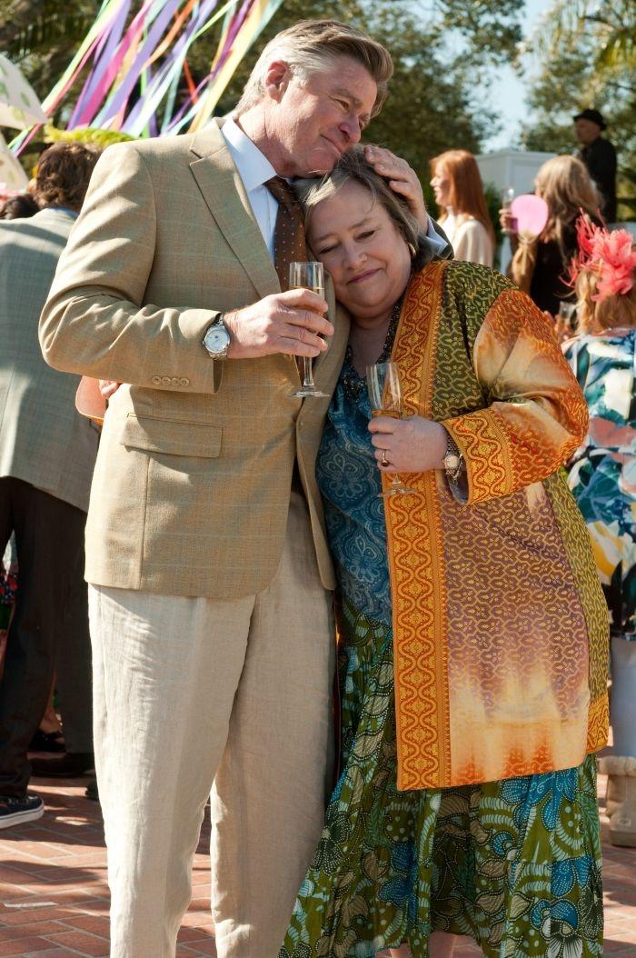 Treat Williams e Kathy Bates