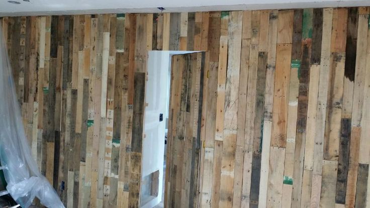 17 Best Images About Pallet Wall On Pinterest Rustic
