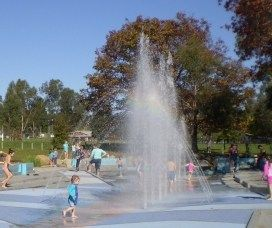 Seville Waterplay Park