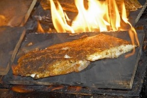 Shaggy's Cedar Plank Redfish Recipe
