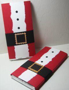 Love To Stamp It Up!: Santa's Christmas Fudge...