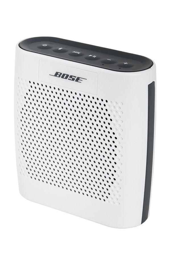 Enceinte bluetooth / sans fil Bose SOUNDLINK COLOUR WHITE
