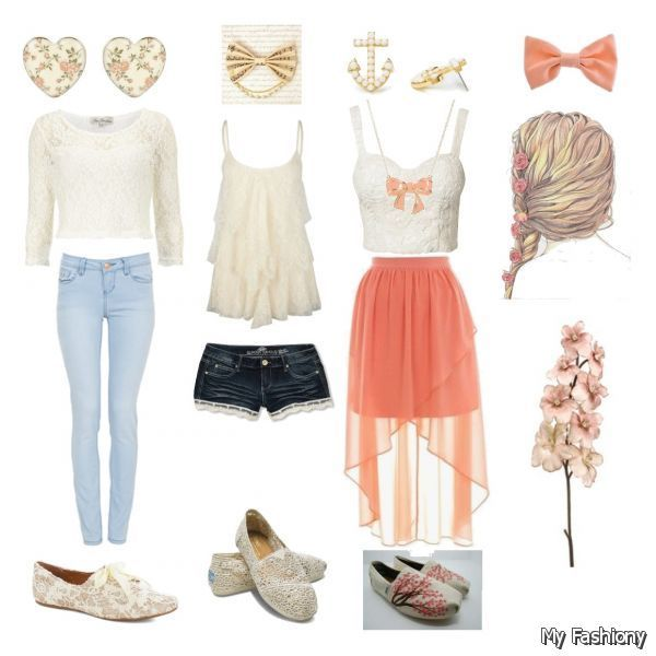 cute out fits for 13 teen girls 2015   Outfits With Toms TumblrShoes88 – Shoes88 Summer Outfits Tumblr cute ...