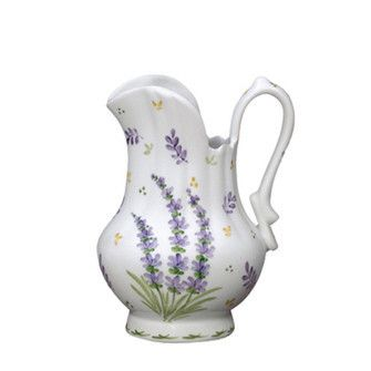 Small Lavender Pitcher