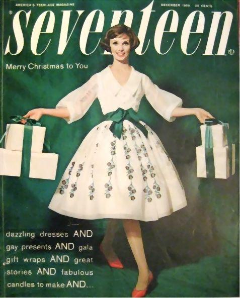 She make soft teen magazines
