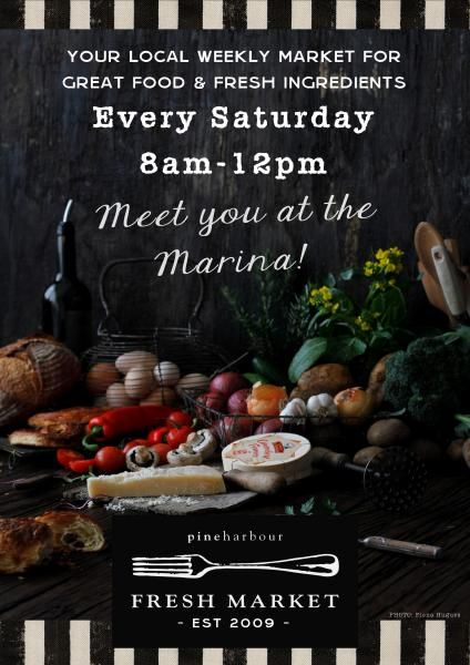 AUCKLAND'S BOUTIQUE GOURMET MARKET FOR FOOD AND WINE ENTHUSIASTS IN A SUPERB WATERSIDE LOCATION.  EVERY SATURDAY 8AM-12PM - RAIN OR SHINE