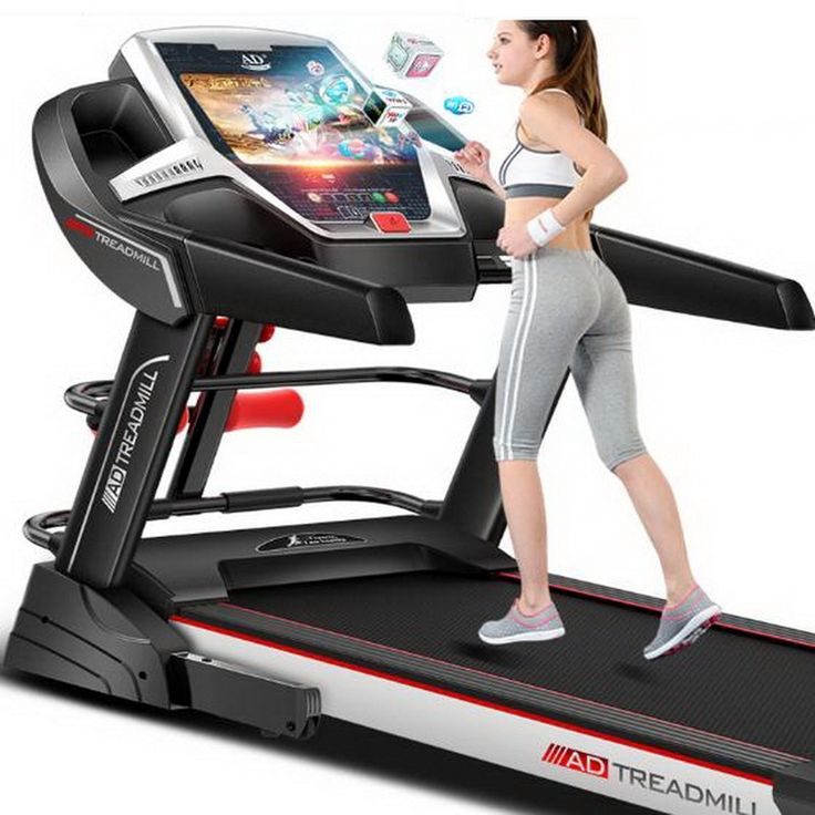 742.98$  Buy now - http://ali9es.worldwells.pw/go.php?t=32782083818 - 231240/ Multifunctional household Electric running machine /Humanized design/ Fitness equipment/Damping system/ Silent design