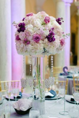 Best 25+ Purple wedding receptions ideas on Pinterest | Purple ...
