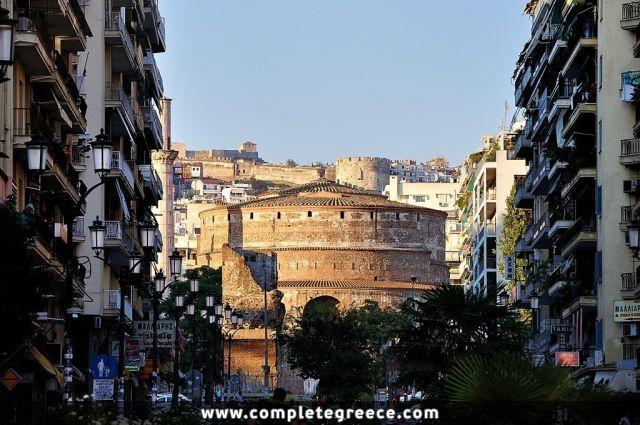 Rotonda - Thessaloniki - Thessaloniki - #Greece