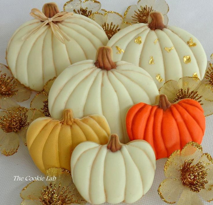 Pumpkins - my choice! | Cookie Connection