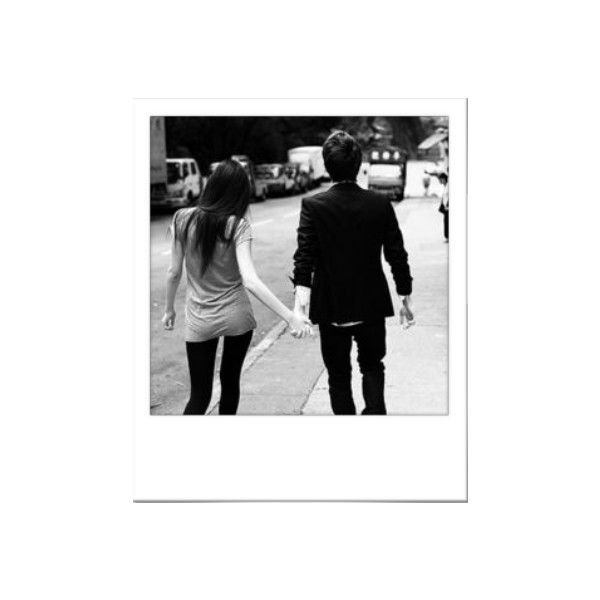 couple polaroid by kristy ❤ liked on Polyvore featuring couples, backgrounds, people, love and pictures