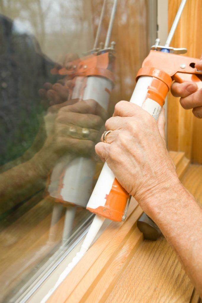 The Dos And Don Ts Of Caulking Windows Caulking Windows Caulk Guns Caulking