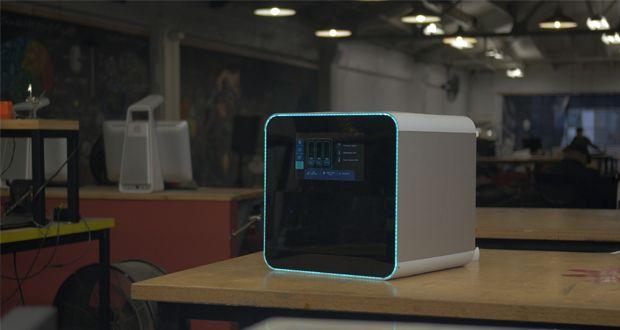 NexD1, l'imprimante 3D PolyJet s'impose sur Kickstarter