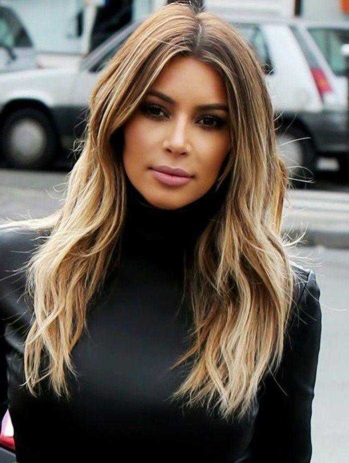 25 best cheveux chatain clair trending ideas on pinterest - Couleur chatain clair ...