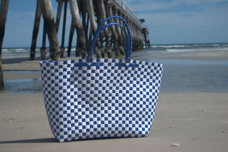 Blue Lagoon Beach Bag - 45x35x20cm $20.00 each