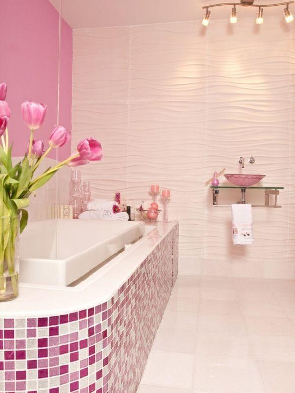 355 best Badezimmer Ideen images on Pinterest Ideas, Room and - badezimmer pink
