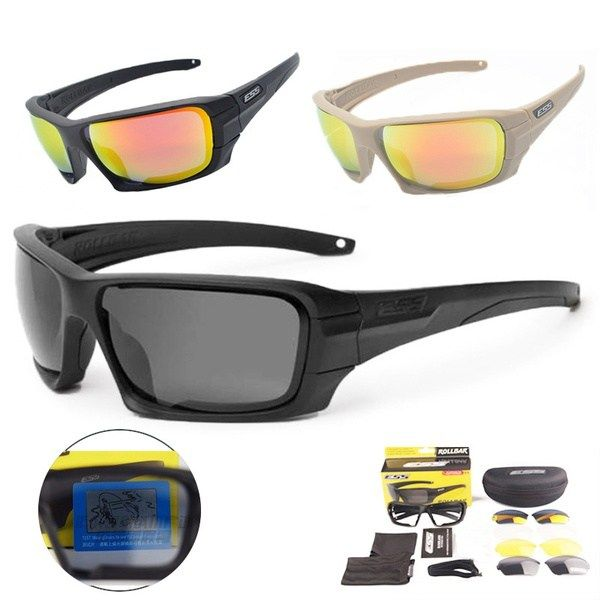 FREE Worldwide Shipping! Polarized Tactical, Bulletproof Sunglasses Description: For CS & DOTA & CF games, Outdoor Activities, Sports, Cycling etc