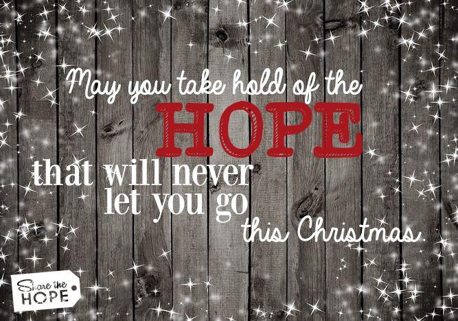 From Share the Hope 2014 www.facebook.com/sharethehopeuk