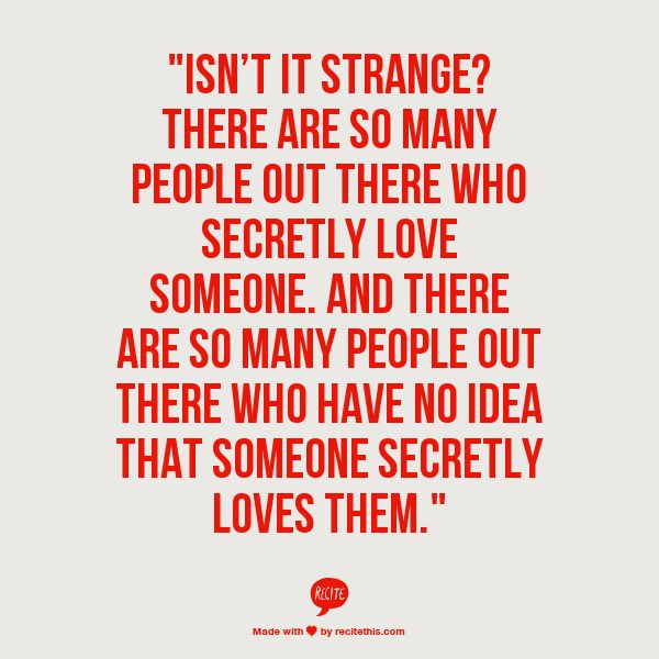 Quotes About Love For Him: Best 25+ Secret Love Quotes Ideas On Pinterest