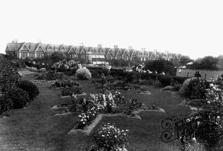 Old photo of Freedom Park 1904, Plymouth
