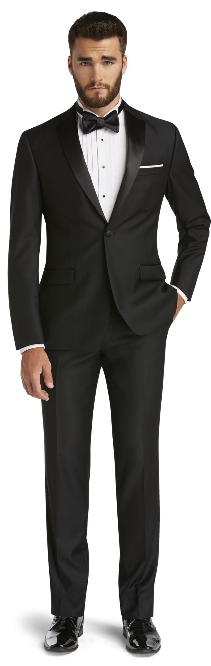 Signature Collection Tailored Fit Tuxedo