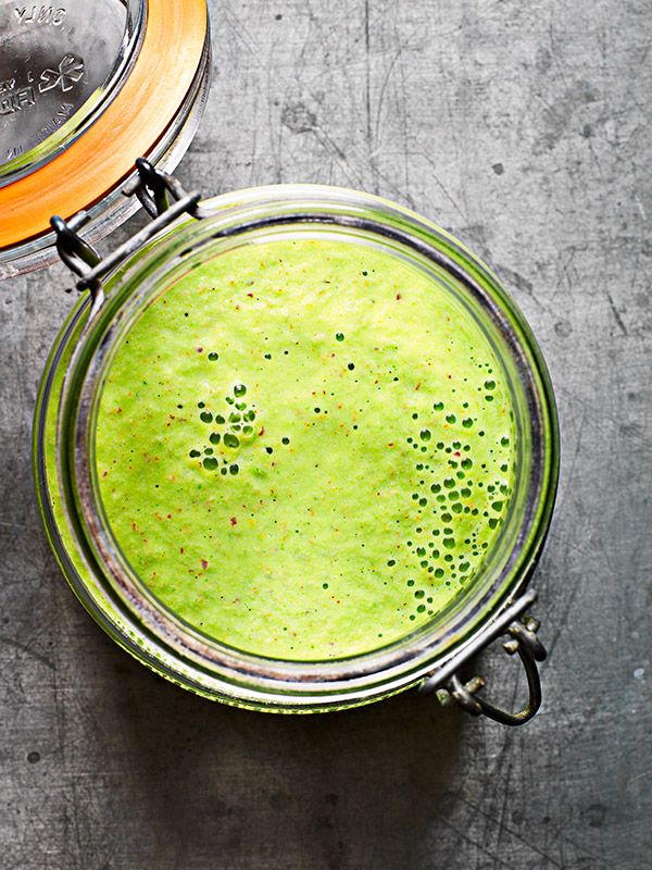 Grønkål - greenie