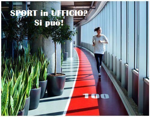 Sport e ufficio: binomio inconciliabile? No se sfruttiamo la pausa pranzo!  http://tormenti.altervista.org/sport-e-ufficio/