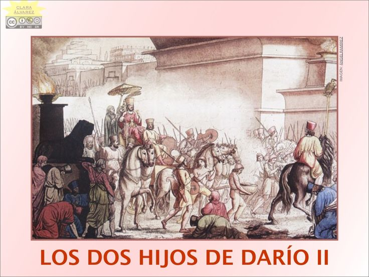 Jenofonte, Anábasis, I, 1, 1-2 by Clara Álvarez via slideshare