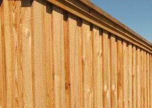 Board on Board Wood Fence Installation | Board on Board Fence Builders